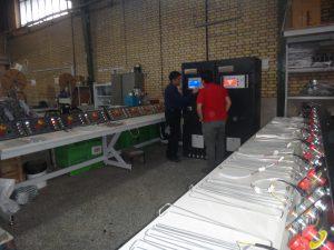 پروژهای اتوماسیون صنعتی زیمنس