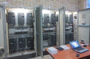 اتوماسیون صنعتی ماشین آلات کشش مفتول